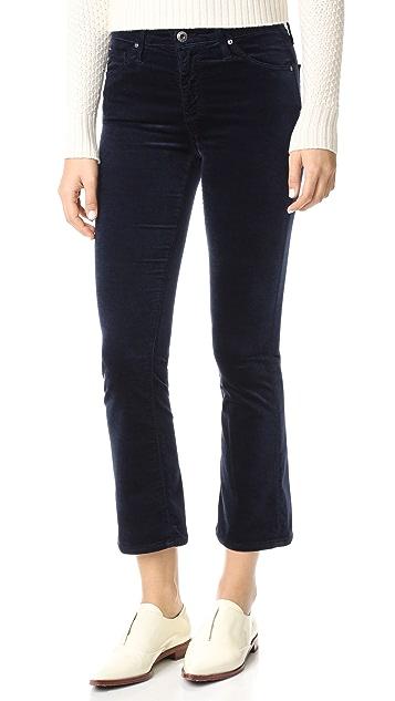 AG The Jodi Crop Pants