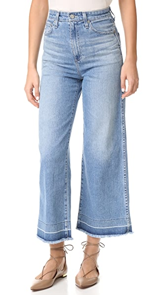 AG The Yvette Wide Leg Ankle Jeans | 15% off first app purchase ...
