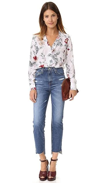 AG The Phoebe High Waisted Jeans