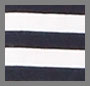 Blue Night/True White Stripe