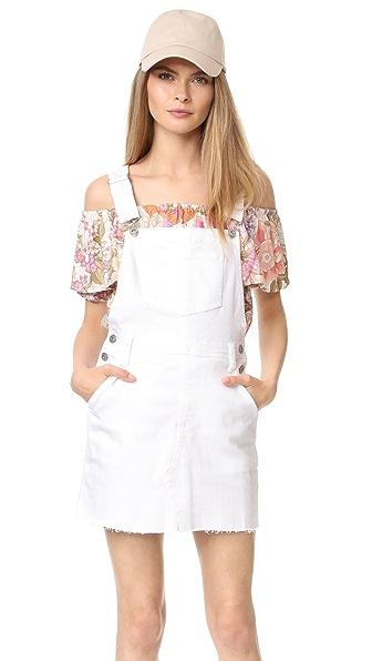 Kaitlin Overall Dress