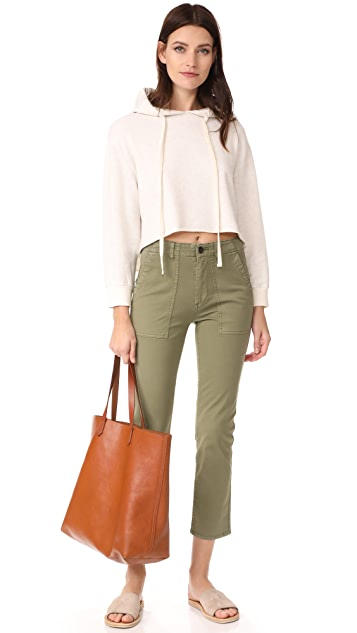 AG The Wes Utilitarian Relaxed Straight Pants