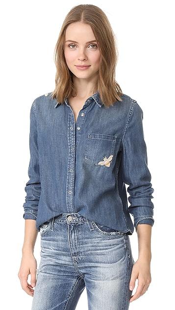 AG Joanna Pocket Shirt