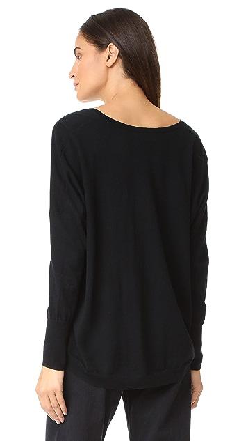 AG Shayla V Neck Sweater
