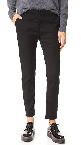 AG The Caden Pants - Super Black