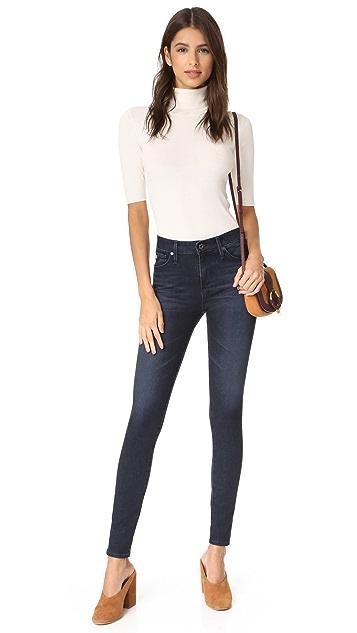 AG The Farrah Skinny Jeans