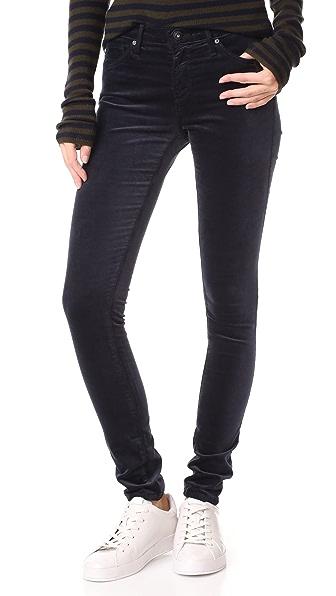 Velvet Legging Jeans
