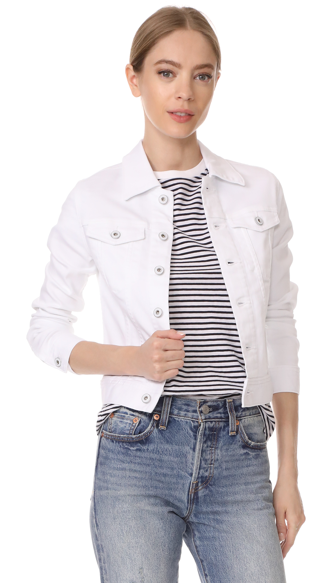 AG Robyn Jacket - White