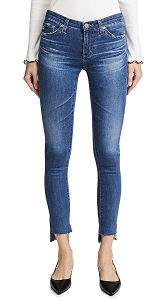 AG Legging Ankle Jeans In 14 Years Blue Nile
