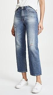 AG Жесткие джинсы The Rhett