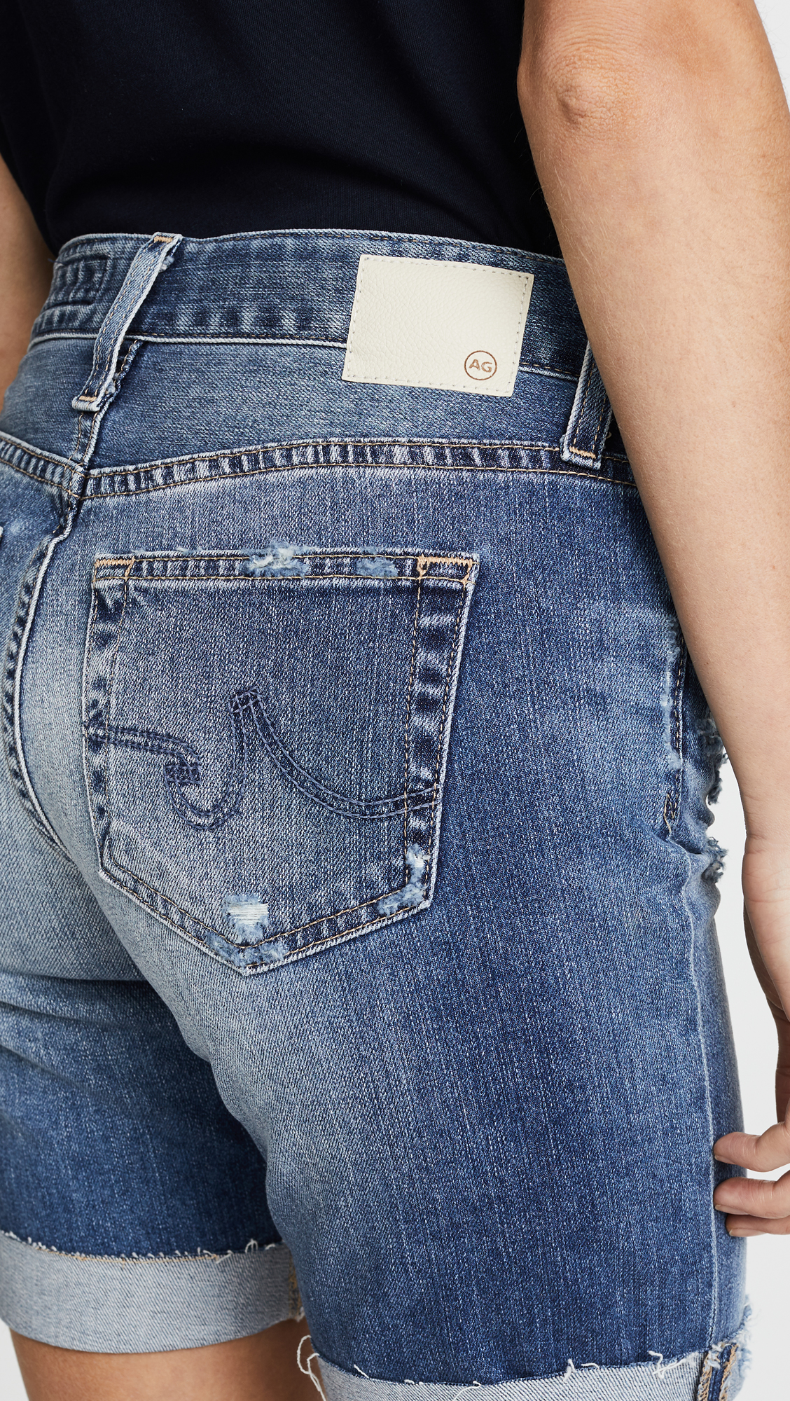 893dc6dae2 AG The Nikki Shorts | SHOPBOP