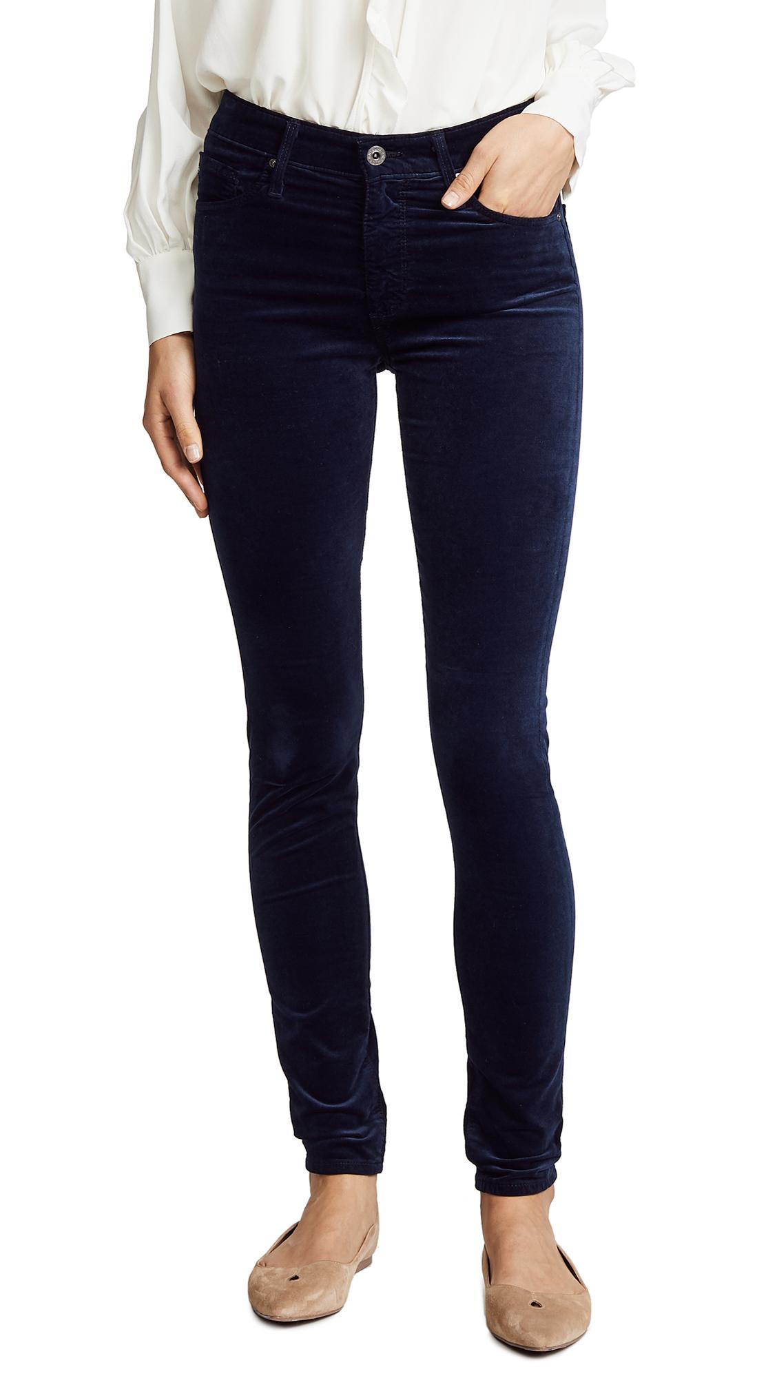 The Velvet Farrah Skinny Jeans
