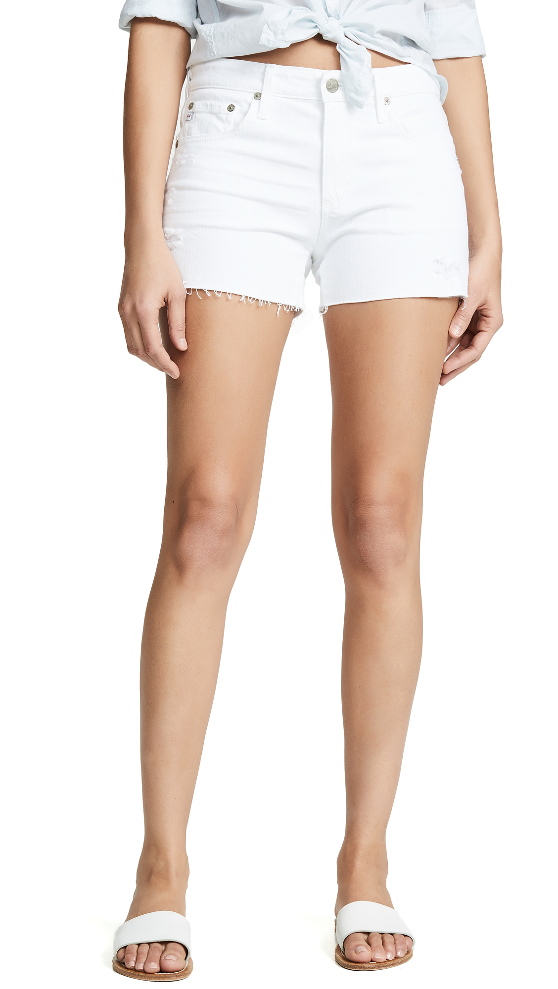 Buy AG online - photo of AG The Hailey Cutoff Shorts
