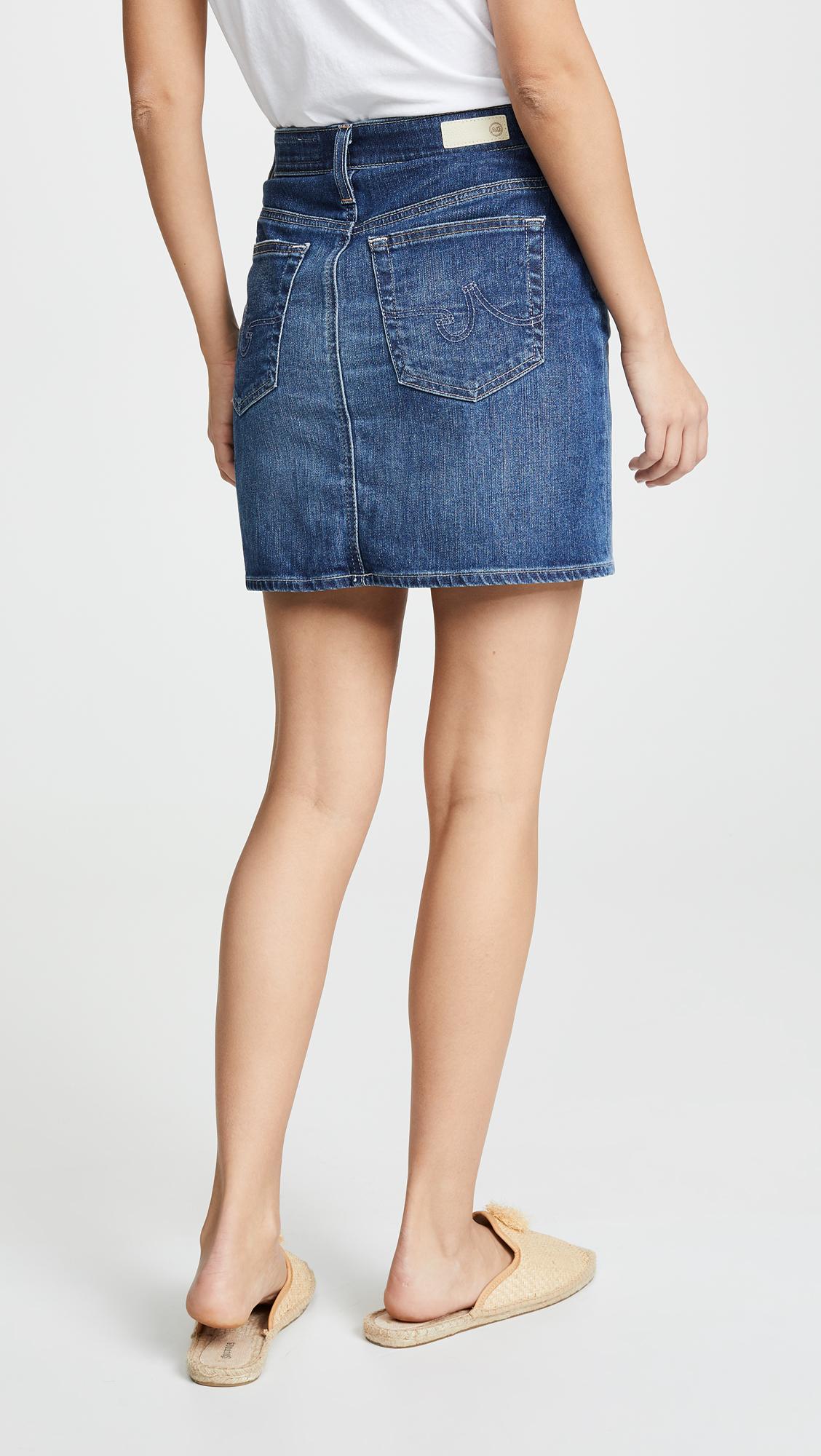 216099d14c76 AG The Vera Skirt | SHOPBOP