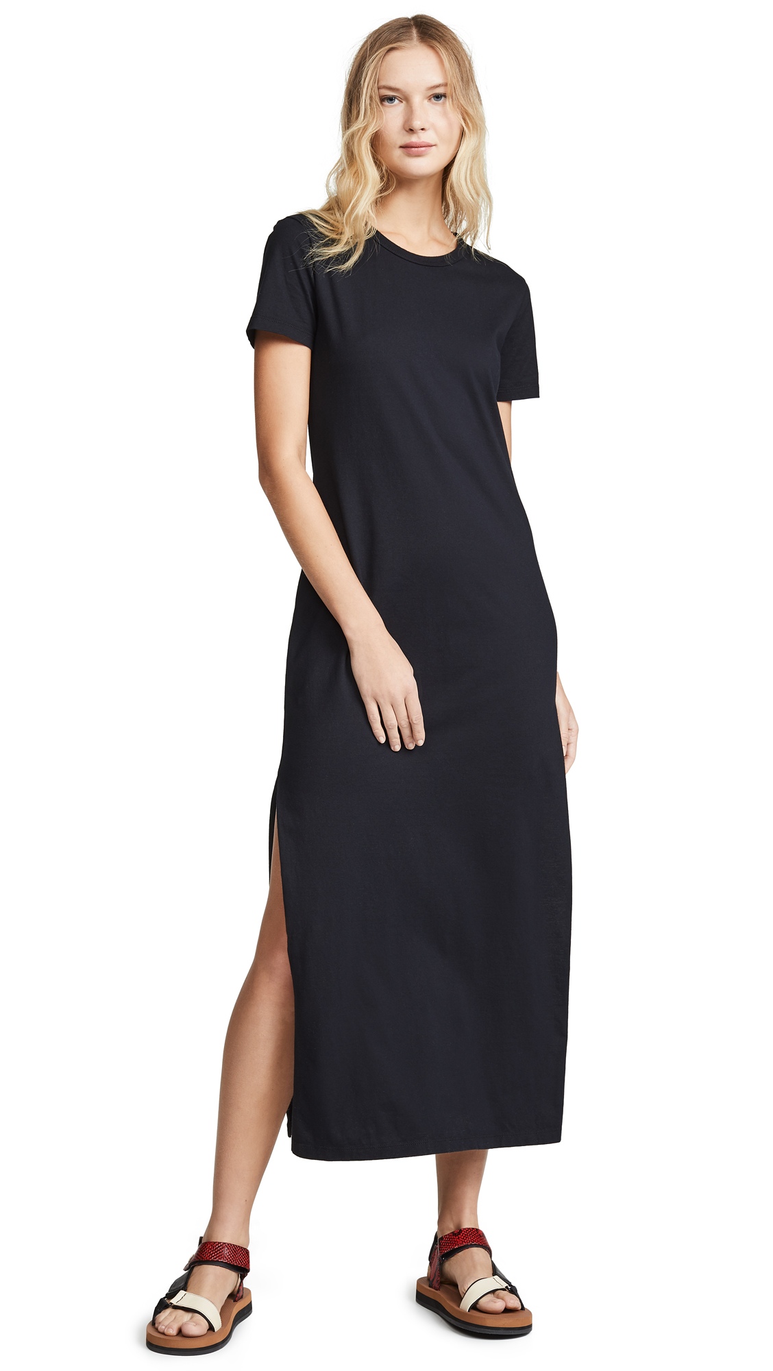 Buy AG Alana Relaxed Maxi Dress online beautiful AG Clothing, Dresses