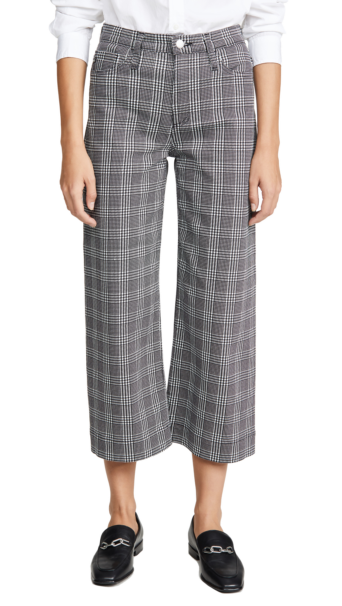 Buy AG online - photo of AG The Etta Boundless Wide Leg Crop Pants