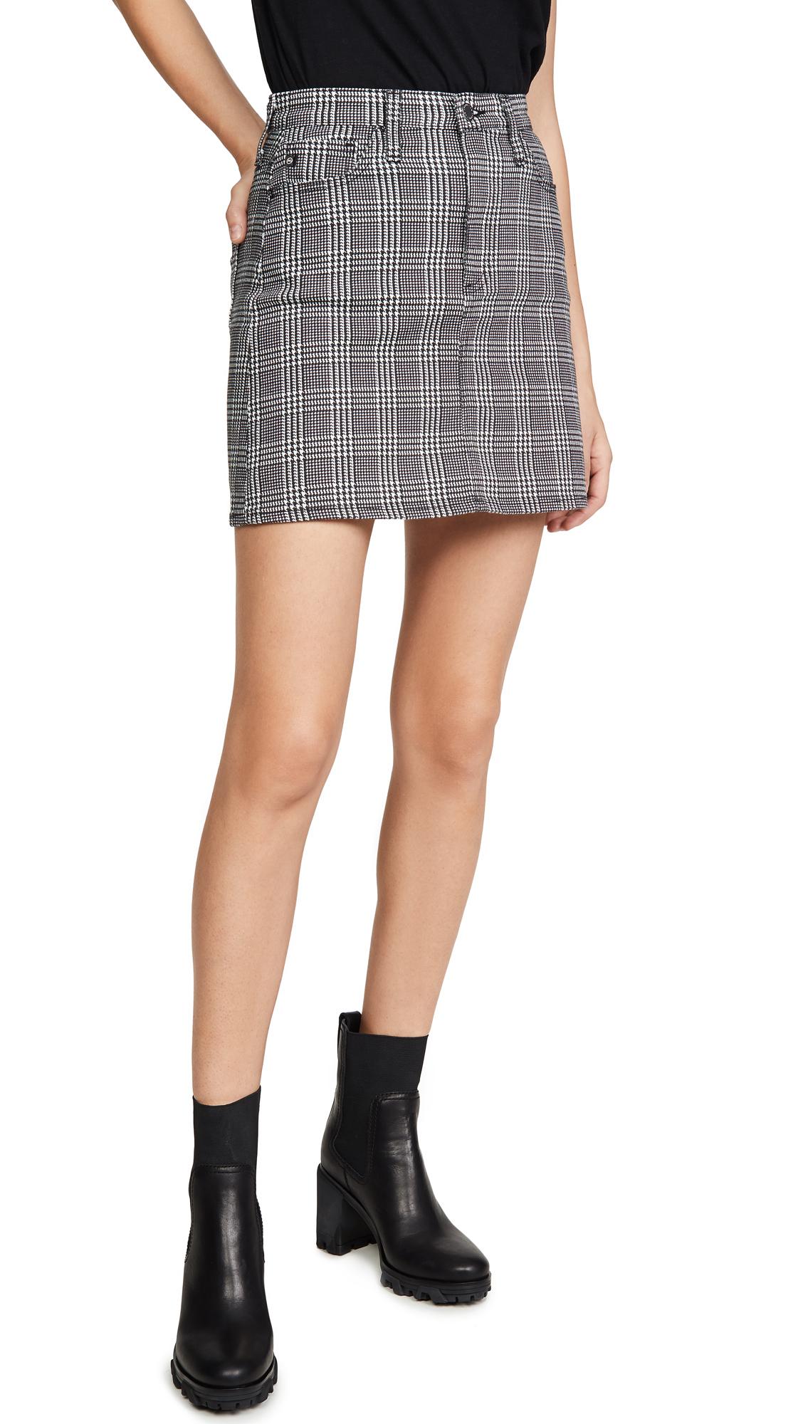 Buy AG online - photo of AG The Harlo Miniskirt