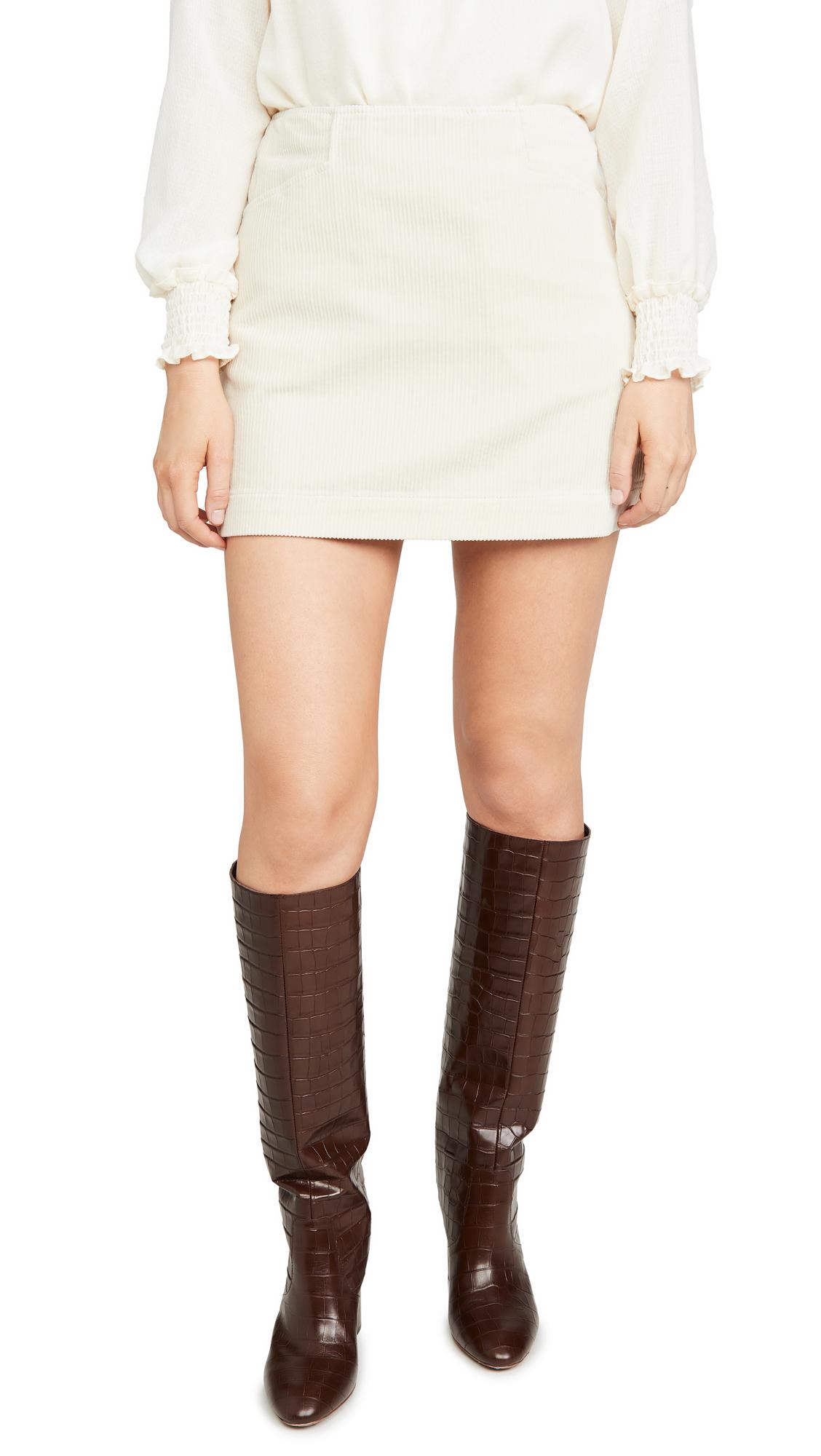 Buy AG online - photo of AG The Bernadette Vintage Straight Skirt