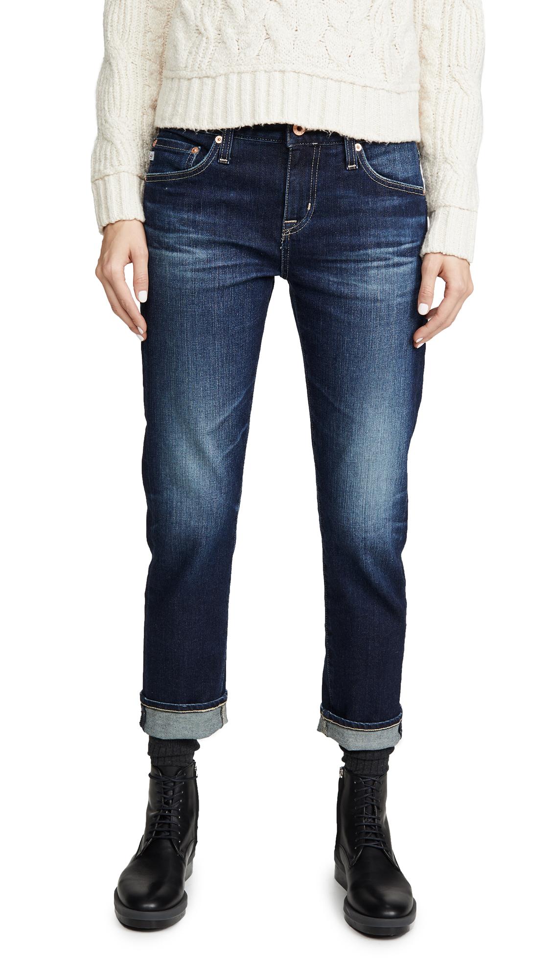 Buy AG online - photo of AG Ex-Boyfriend Slim Jeans