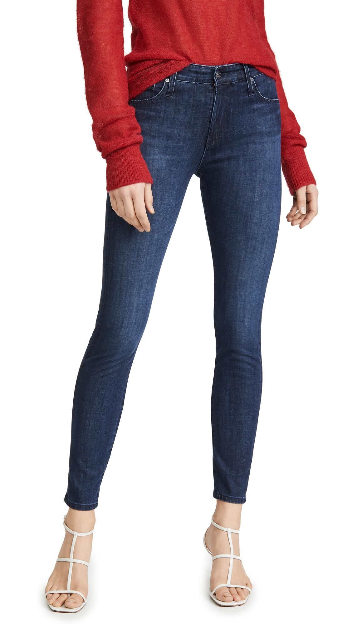 Buy AG online - photo of AG Farrah Skinny Ankle Jeans