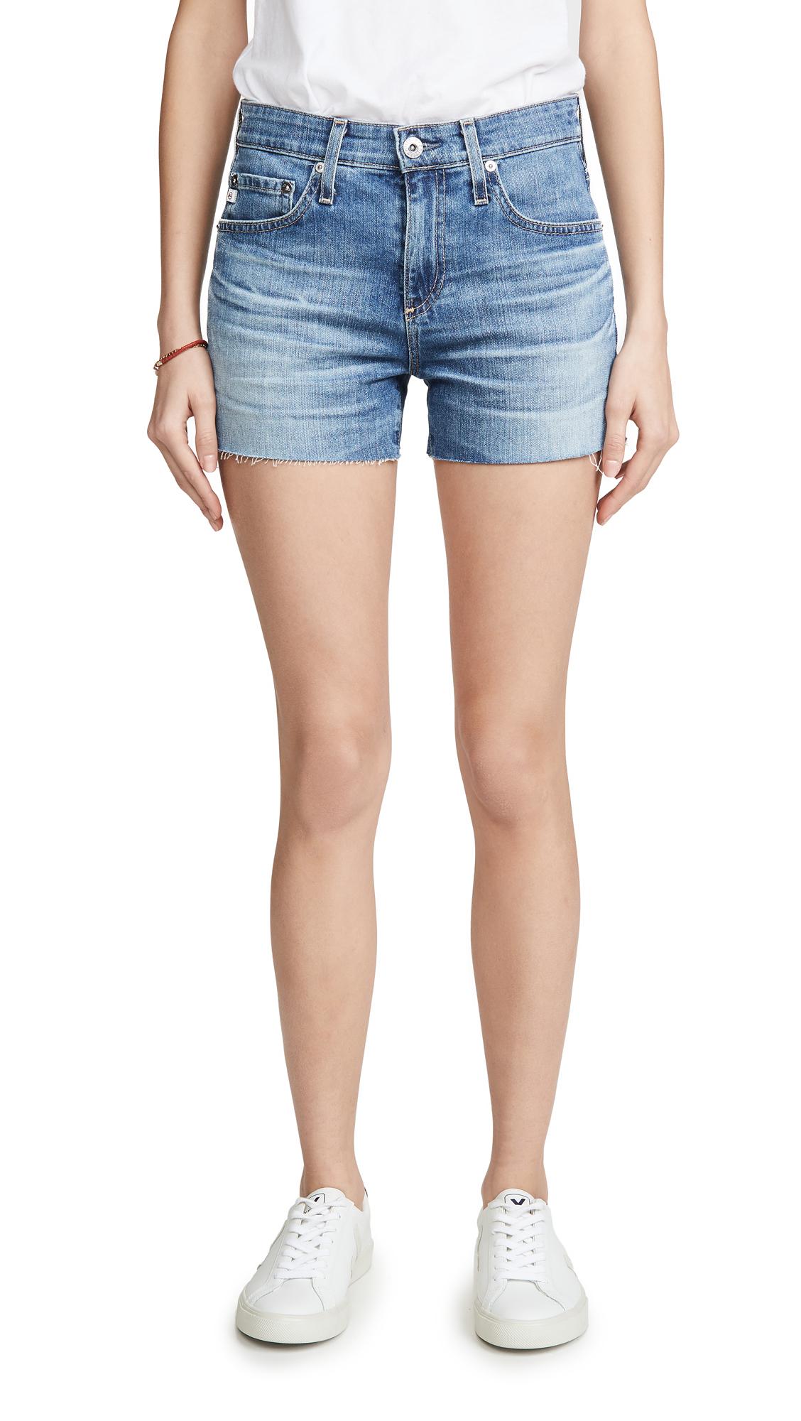 Buy AG online - photo of AG Hailey Cutoff Shorts