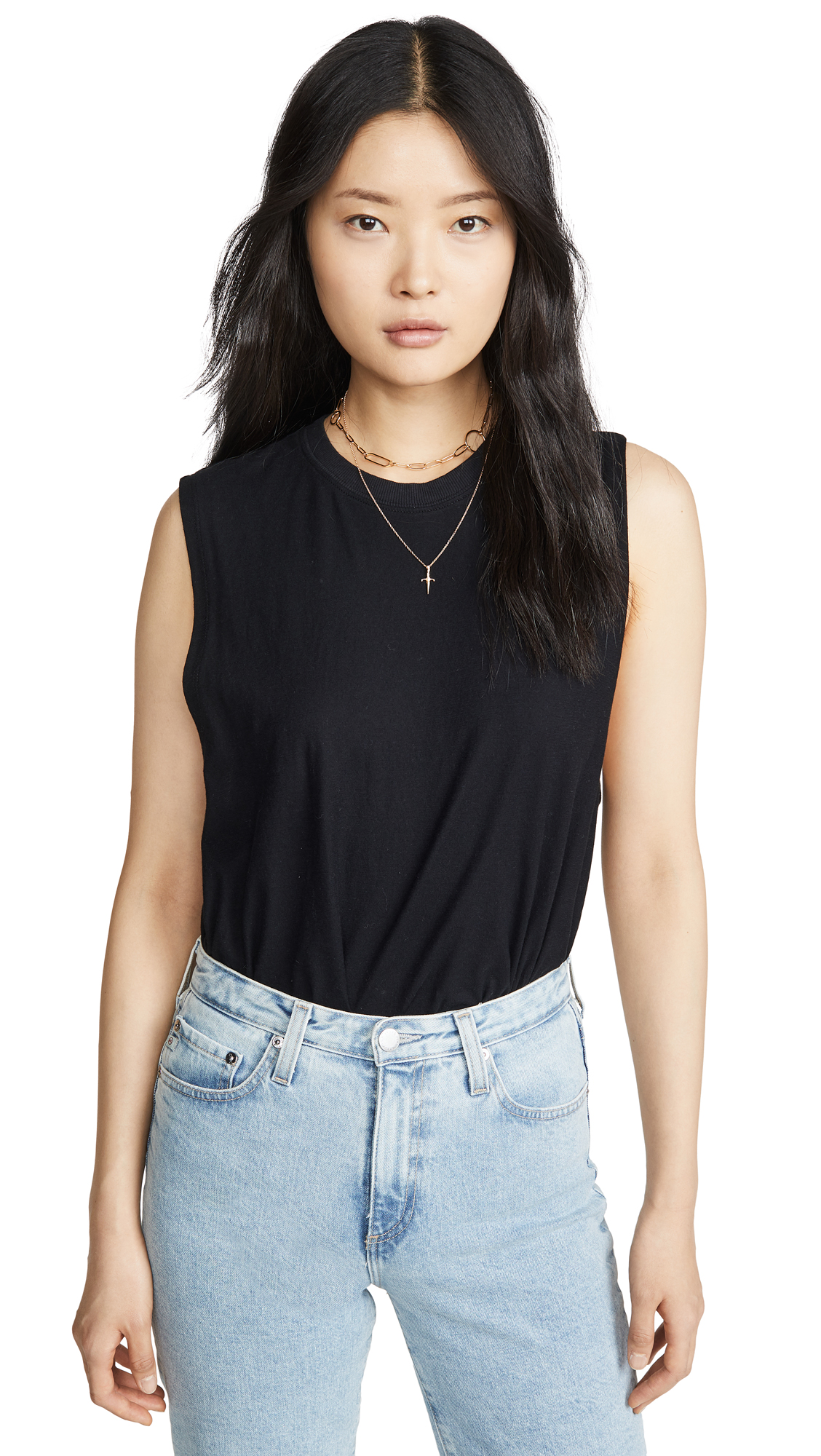 AG Zoey Muscle Tank