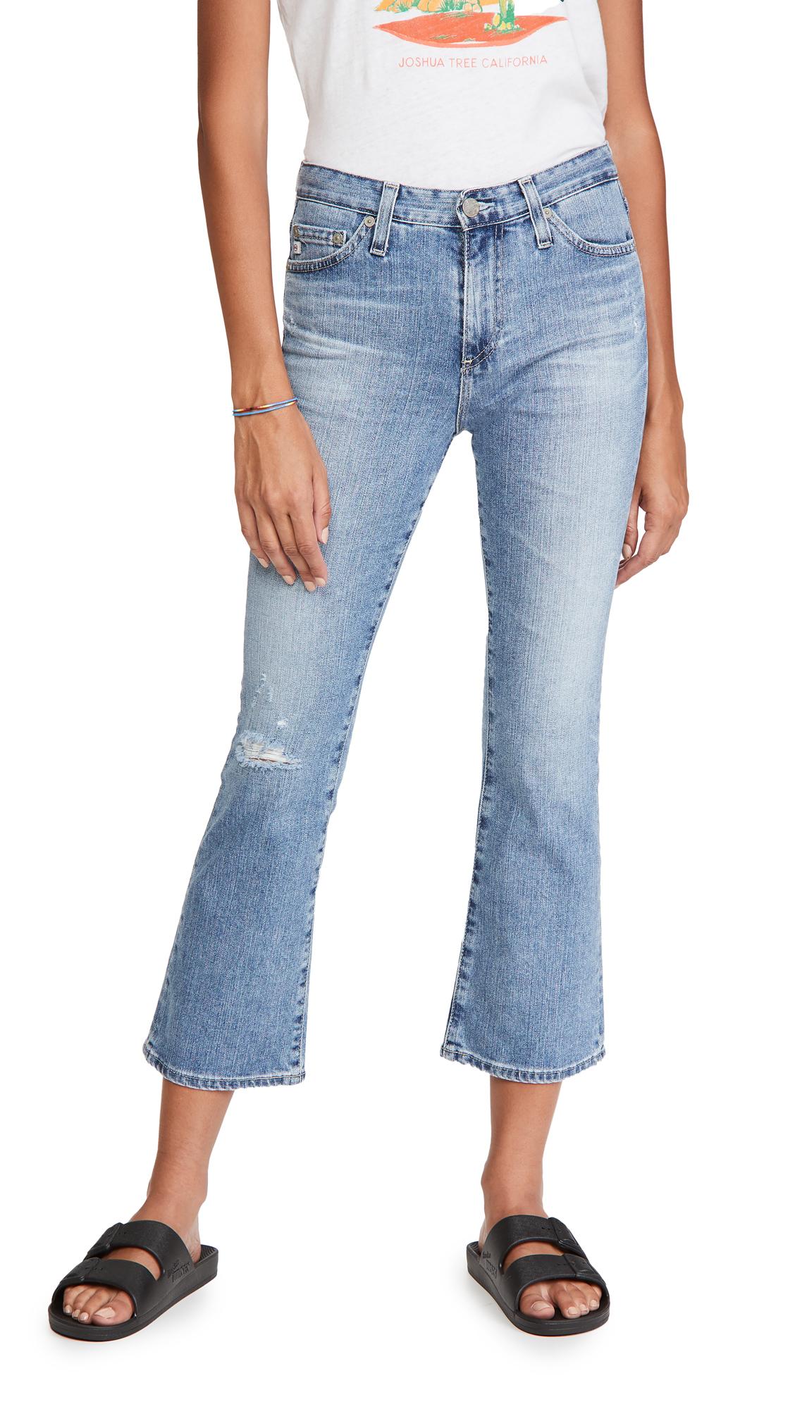 AG Jodi Crop Jeans