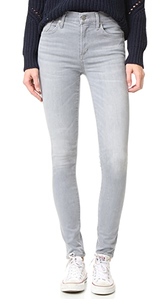 AGOLDE Sophie High Rise Skinny Jeans at Shopbop