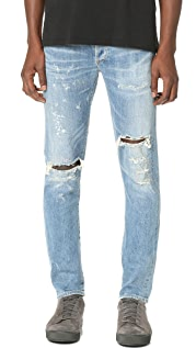 AGOLDE Ferg Super Skinny H Town Jeans