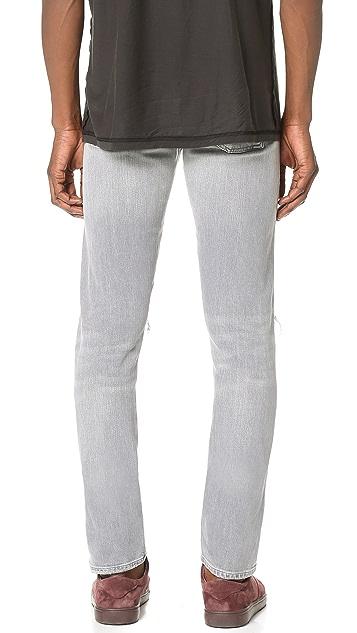 AGOLDE Super Skinny Colorado Jeans