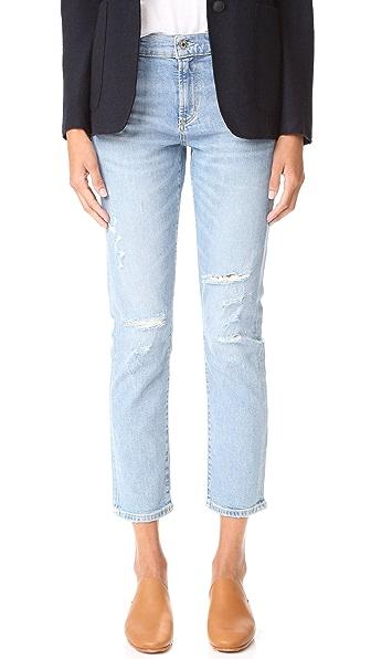 AGOLDE Isabel Slim Fit Boyfriend Jeans at Shopbop