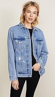 AGOLDE Jessie Oversized 90s Jacket