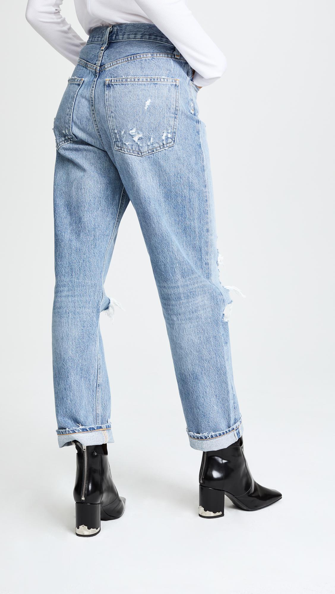 bb49e8d947 AGOLDE '90s Fit Mid Rise Loose Fit Jeans | SHOPBOP