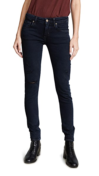 Lara Low Rise Skinny Jeans