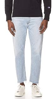 AGOLDE Cut Off Hero Jeans