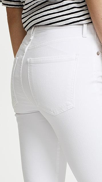 AGOLDE Sophie Crop Skinny Jeans