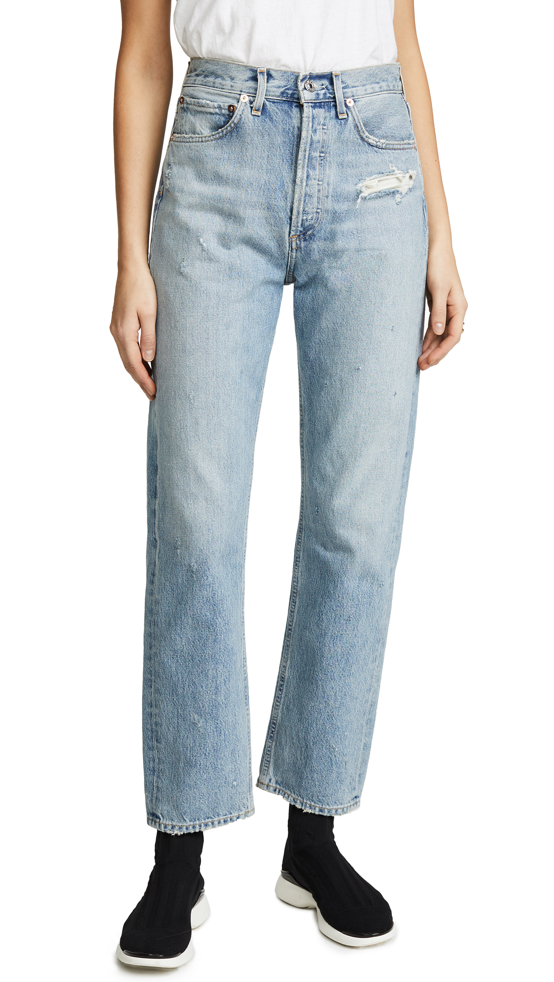 5b2dc41168 AGOLDE 90s Fit Mid Rise Jeans | SHOPBOP