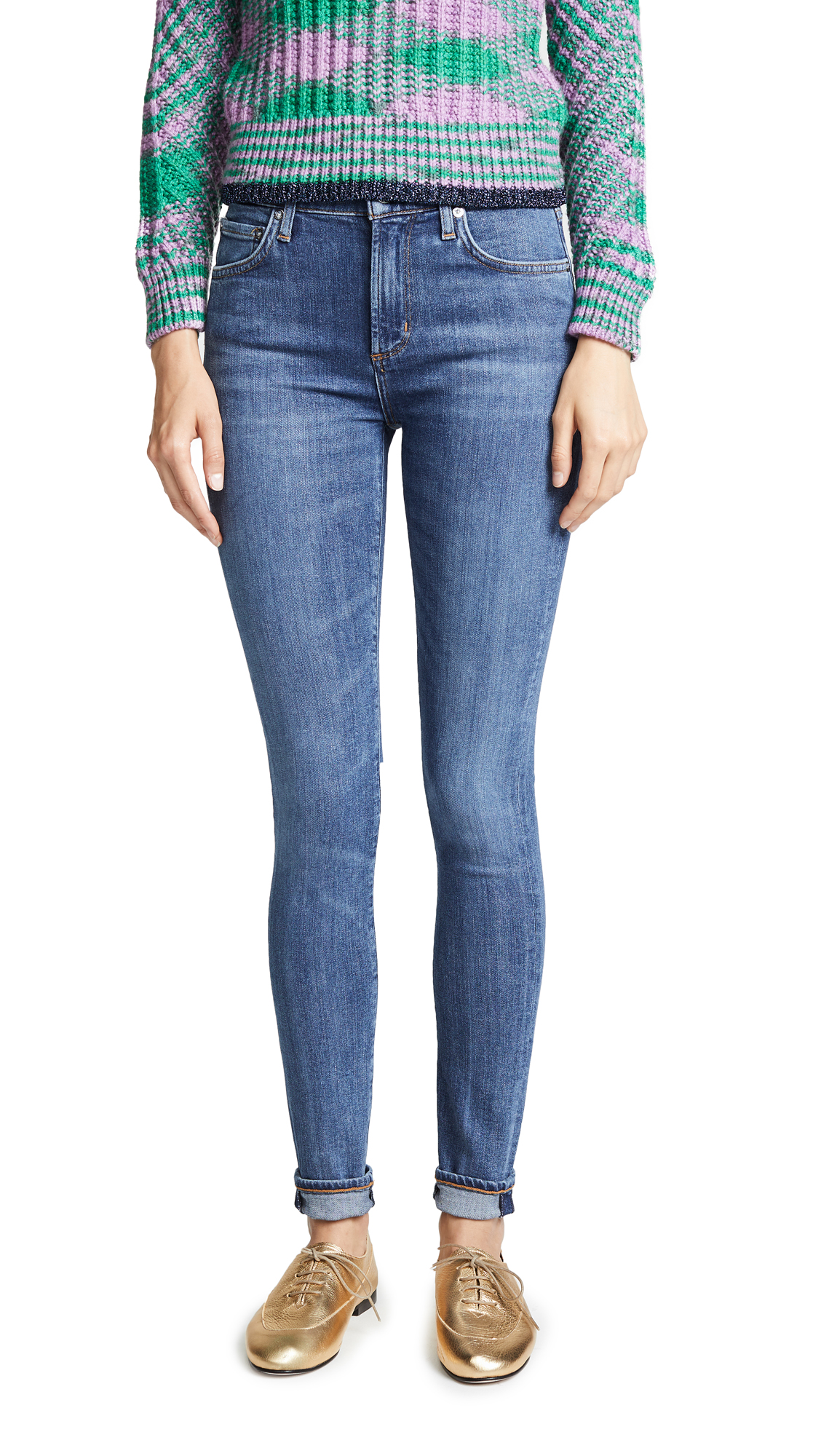 SOPHIE HIGH RISE SKINNY JEANS