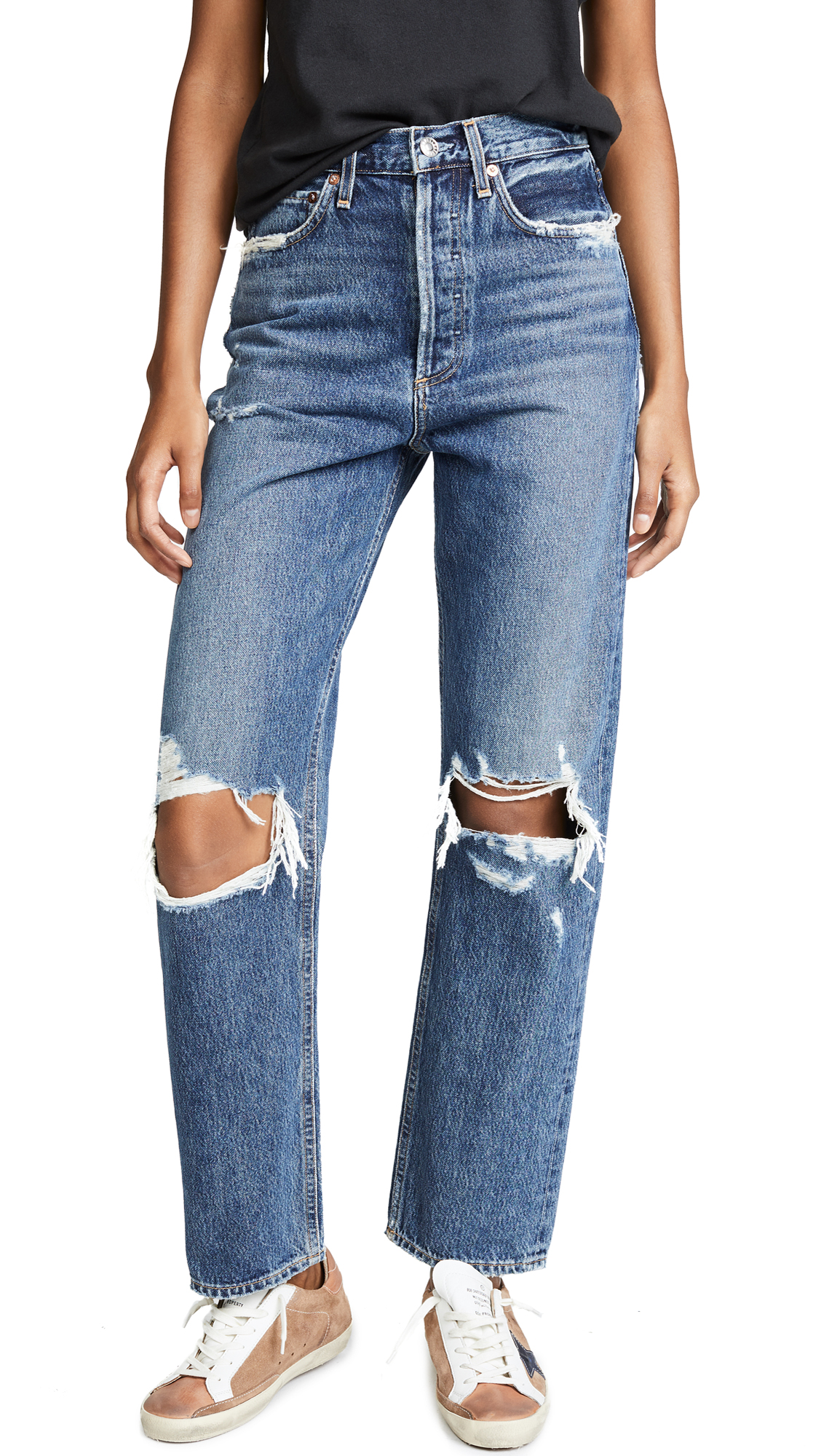 AGOLDE '90s Jeans In Psyche
