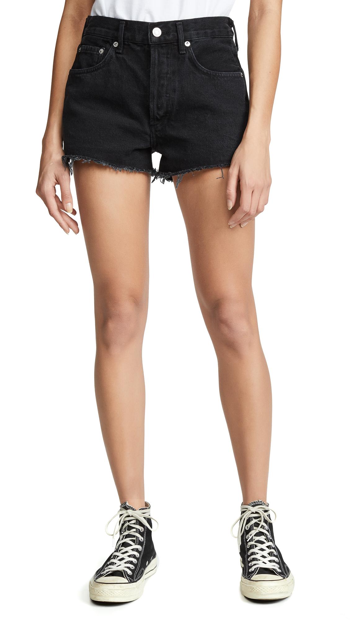 AGOLDE Vintage Cutoff Parker Shorts - Tidal