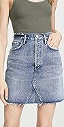 AGOLDE Ada Hi Rise Mid Length Skirt