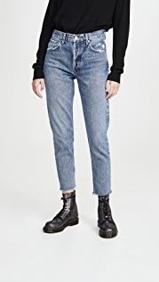 AGOLDE Jamie High-Rise Classic Jeans