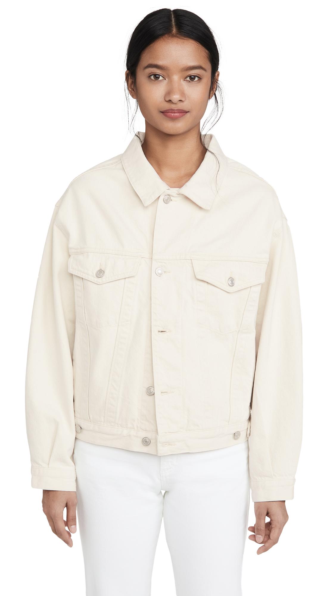 Buy AGOLDE Charli Oversized Jacket online beautiful AGOLDE Clothing, Jackets