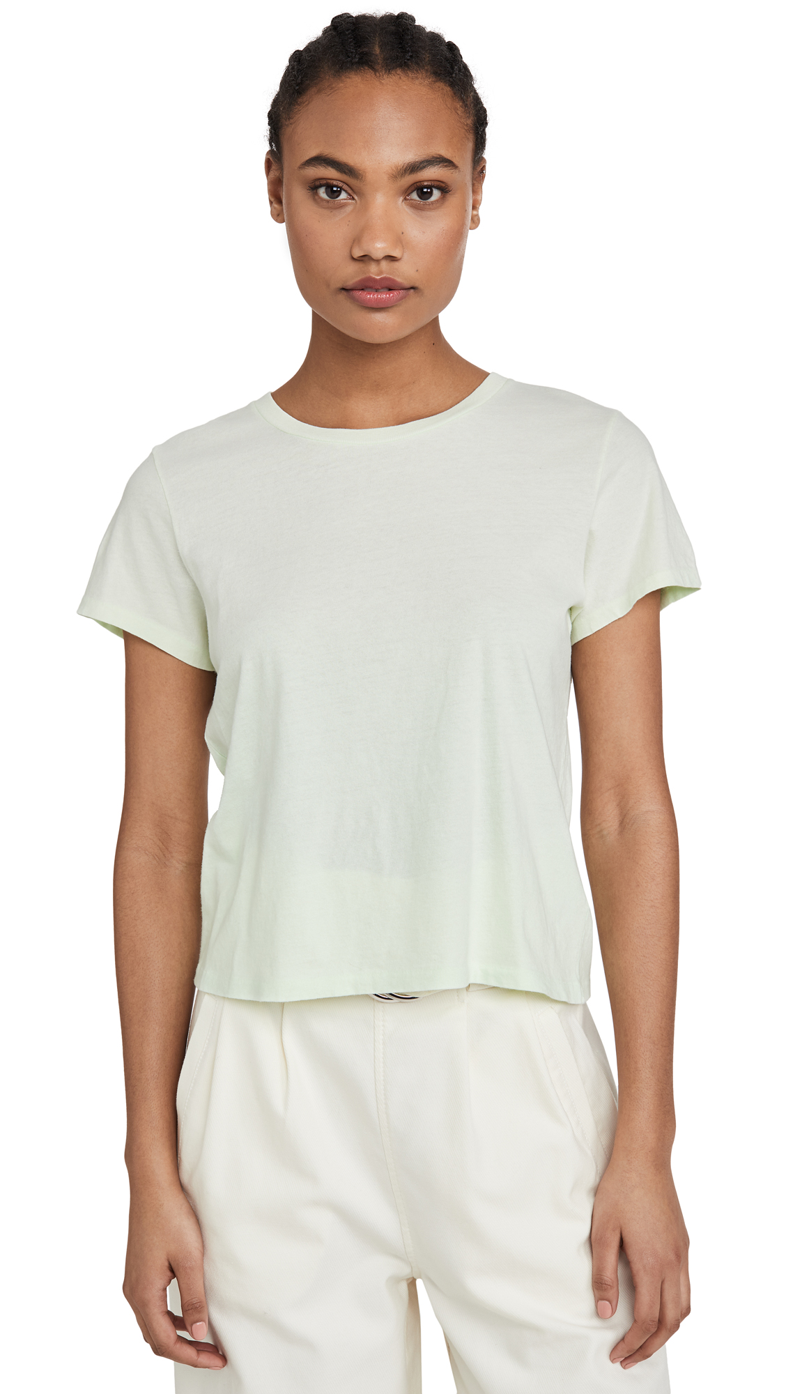 Buy AGOLDE online - photo of AGOLDE Linda Boxy Tee