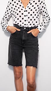 AGOLDE Pinch Waist Shorts