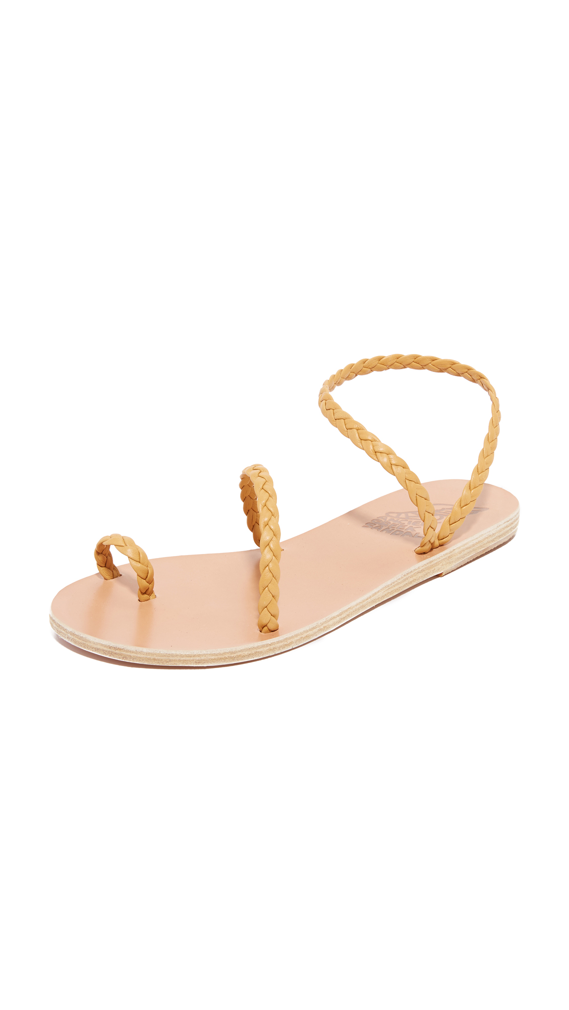 Ancient Greek Sandals Eleftheria Sandals - Natural