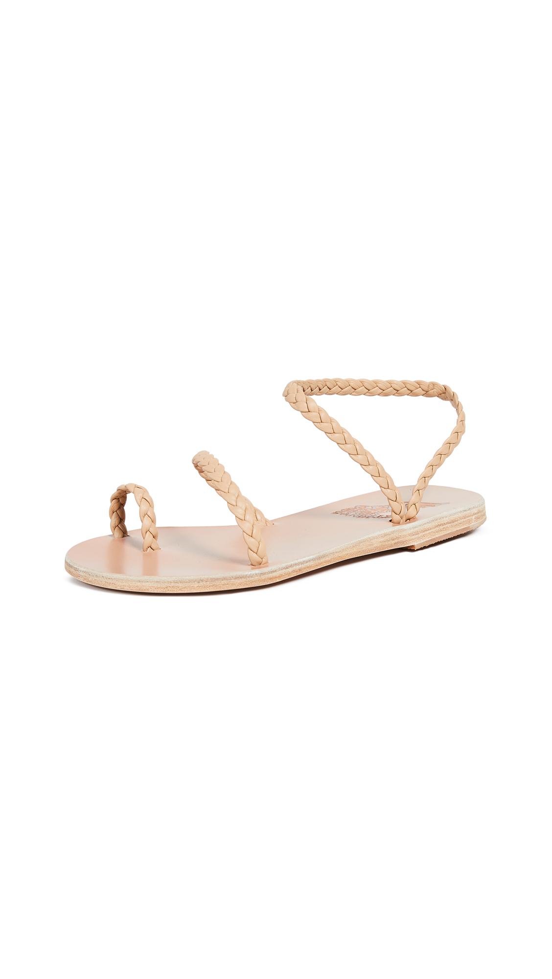 Ancient Greek Sandals Eleftheria Sandals - Natural