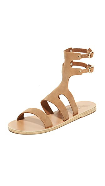 Ancient Greek Sandals Agapi Sandals - Cappuccino