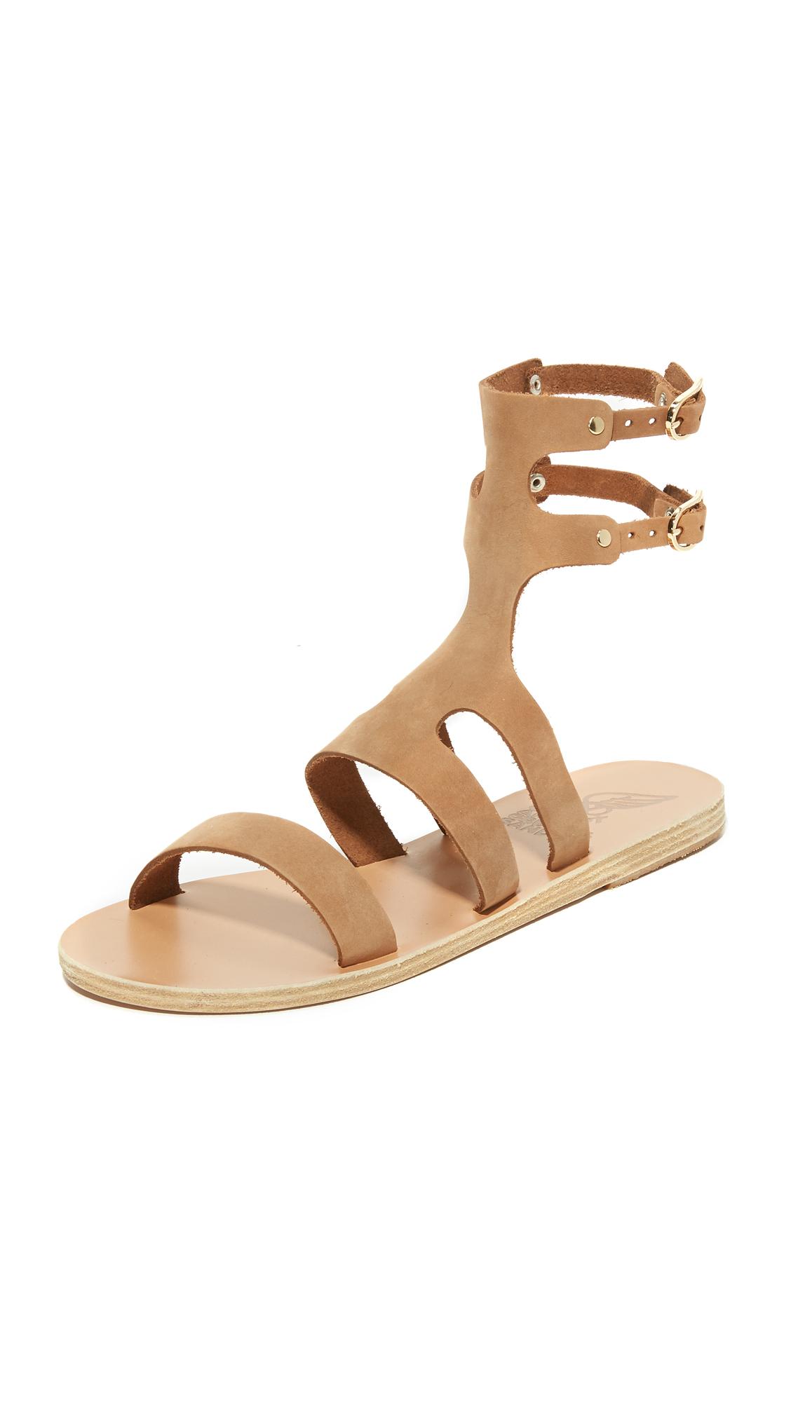 Ancient Greek Sandals Agapi Sandals - Cappuccino at Shopbop