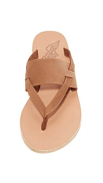 Ancient Greek Sandals Zenobia Thong Sandals